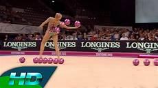 Effects Rhythmic Gymnastics World Chionships Stuttgart