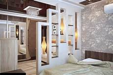 Raumteiler Ideen Schlafzimmer - room dividers for bedroom 26 ideas for the delimitation