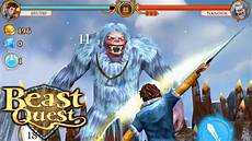 let s play beast quest ios