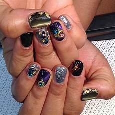 29 fall acrylic nail art designs ideas design trends