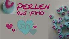 Fimo Anleitung Für Anfänger - diy fimo perlen mit sch 246 nem muster anleitung fimo
