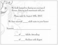 18 best rsvp wording images wedding stationery ticket invitation wedding ideas