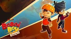 Gambar Boboiboy Api Dan Air Terbaru Wallpaper Kartun