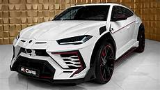 2020 lamborghini urus excellent project from mansory