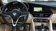 2017 Alfa Romeo Giulia Ti Interior And Drive