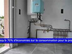 installation chauffe eau thermodynamique ballon thermodynamique odyss 233 e split atlantic 65
