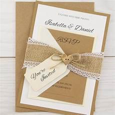 dakota parcel wedding invitation pure invitation wedding