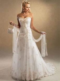 all about the wedding celebration simple elegant wedding dresses