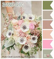 inspire sweetness shabby chic color palette