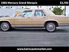 all car manuals free 1985 mercury grand marquis transmission control 1985 mercury grand marquis used cars van nuys ca youtube