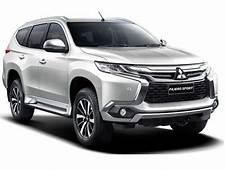 Mitsubishi Montero Sport For Sale  Price List In The