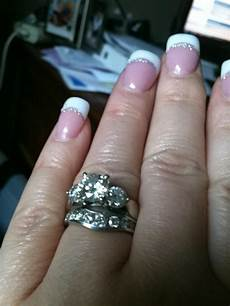 channel set diamond or prong set diamond band