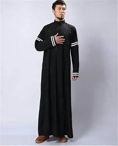 jual baju gamis pria jubbah muslim modern baju muslim gamis pria terbaru