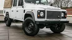 Land Rover Defender 130 Crew Cab