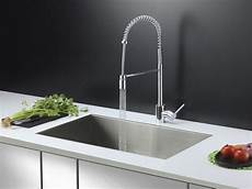 kitchen faucet set ruvati rvc2601 stainless steel kitchen sink and chrome faucet set modern kitchen sinks by