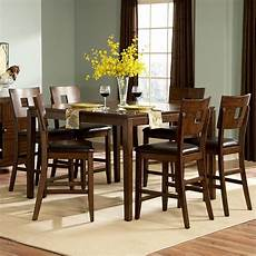 oxford creek 7 piece counter height dining home