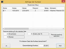 kurtaxe und bettensteuer der hotelsoftware resigo
