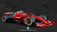porsche f1 2020 scuderia 2021 concept formula1