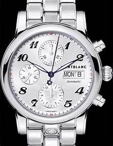 prix montre mont blanc pour homme