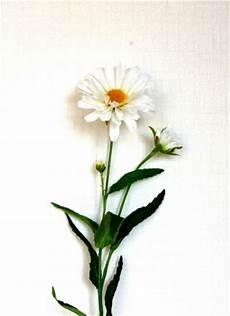 Marguerite 65cm Fleur Artificielle Blanc Fleuralia Fr