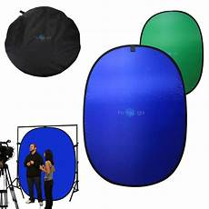 Green Blue Background Panel Popup Backdrop by 5x7ft Portable Collapsible Popup Blue Green Screen