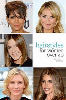 Hair Style After 40 hairstyles for 40