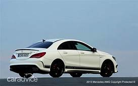 Mercedes Benz CLA45 AMG Edition 1 Performance Pack Not