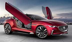 MG E Motion Electric Sports Car Concept Revealed Could Be