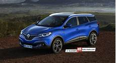 Renault Kadjar Bient 244 T En Mode Monospace 7 Places Scoop