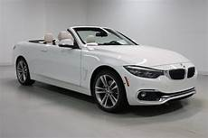 2019 bmw 4 convertible pre owned 2019 bmw 4 series 430i xdrive convertible