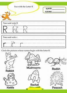 pre k letter r worksheets 24414 letter r tracing writing worksheet preschool crafts