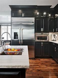 Design Ideas Black Appliances by 10 Kitchens With Black Appliances In Trending Design