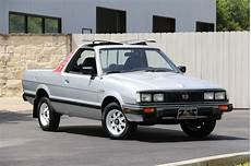 Subaru Brats For Sale by 1986 Subaru Brat For Sale 66923 Mcg