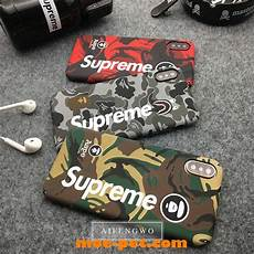 Bape Wallpaper Iphone 7 Plus by Supreme Bape Aapeのコラボiphone8 7 6s Plusケース Phone