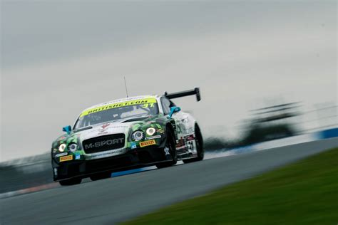Bentley Continental Gt3 Wins Its First Major Championship