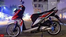 Modifikasi Beat New Babylook by Modifikasi Honda Beat Babylook Terkeren Simpel 2019