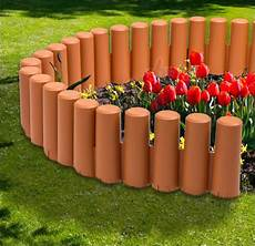 Bordure Jardin Plastique Bordure Bordurette De Jardin Plastique 2700 Mm