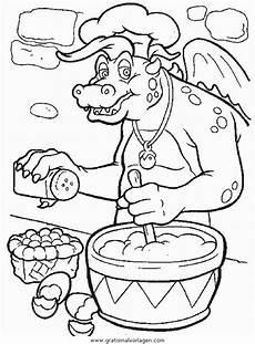 Malvorlagen Dragons Quest Drachen 048 Gratis Malvorlage In Drachen Fantasie Ausmalen