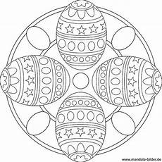 Malvorlage Ostern Mandala Mandala Bilder