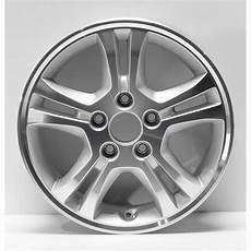 16 quot machined silver rim by jte for 2006 2007 honda accord