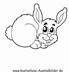 Ausmalbilder Tiere Hasen Hase Zum Ausmalen Newtemp