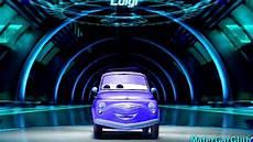 luigi disney pixar cars color changers custom paint cars 2 video game character youtube