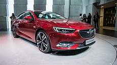 opel insignia grand sport 2017 opel insignia grand sport and sports tourer