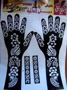 Gambar Tutorial Ide Menggambar Henna Berbagai Motif Contoh