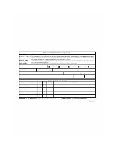 da form 3964 download fillable pdf classified document accountability record templateroller