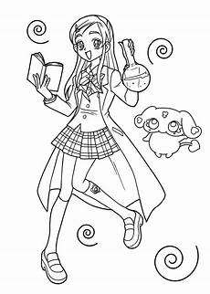 Anime Malvorlagen Free Pretty Cure Anime Coloring Pages For Printable Free