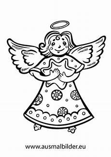 Christkind Ausmalbilder Zum Ausdrucken Ausmalbilder Sch 246 Ner Weihnachtsengel Weihnachtsengel