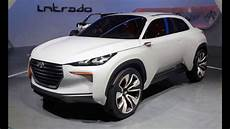 All New 2018 The Hyundai Tucson Hybrid Suv