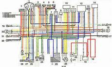suzuki motorcycle wiring diagram hobbiesxstyle