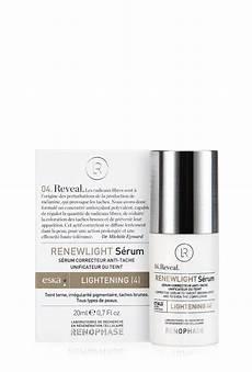 renewlight serum correcteur anti tache brune renophase